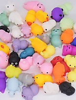 cheap -10 PCS Squishies Mochi Squishy Toys Party Favors for Kids Mini Squishy Kawaii Mochi Animal Squishies Cat Unicorn Squishy Mini Squeeze Stress Relief Toys for Kids Adults Treasure Box Toys Random