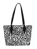 cheap -Women's Bags Tote Crossbody Bag Top Handle Bag Date Office & Career 2021 Handbags Black / White Black Gray