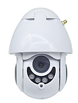 cheap -infrared dome wireless surveillance camera wifi smart monitor two-way voice intercom ptz rotation