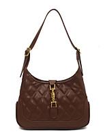 cheap -Women's Bags Crossbody Bag Top Handle Bag Hobo Bag Date Office & Career Handbags Black Khaki Brown Coffee