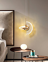 cheap -LED Pendant Light Modern Bedside Light Adjustable 18 cm Lantern Desgin Pendant Light Metal Electroplated 110-120V 220-240V
