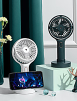 cheap -4 IN 1 Mini Wireless Charging Portable Fan with LED Night Light and Humidifier Purifier USB Air Cooler Handled Fan Phone Holder Fan for Home