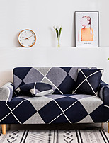 cheap -2021 New Stylish Simplicity Print Sofa Cover Stretch Couch  Super Soft Fabric Retro Hot Sale Black White Couch Cover