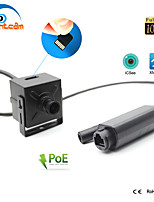 cheap -1080p poe camera 2.1mm 120 degrees lens wide angle mini square camera onvif hd ip camera p2p surveillance with tf card slot