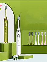 cheap -Sonic Electric Toothbrush Adult Fully Automatic Rechargeable Household Couple Soft Toothbrush
