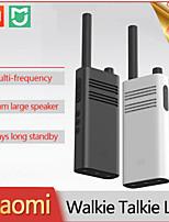cheap -Xiaomi XMDJJL01 Digital GPS / Group Call 5KM-10KM 5KM-10KM 2000 mAh 3 W Walkie Talkie Two Way Radio