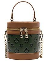 cheap -Women's Bags Top Handle Bag Party Date Handbags Yellow Green Beige Coffee