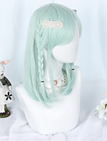 cheap -Green Sweet Style Lolita Wig 40 inch Cosplay Wigs Other Wig Halloween Wigs