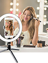 cheap -12 Inch Lighting Dimmable LED with Tripod Stand With Phone Holder 3 Color Lighting ModesForTiktok Youtube Video Live Streaming Selfie