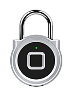 cheap -Anytek P10 Smart Keyless Fingerprint Lock Anti-Theft Padlock Door Luggage Case Lock Universal Open Instantly