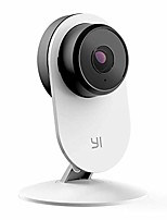 cheap -security home camera 3 baby monitor, 1080p wifi smart wireless indoor nanny ip cam with night vision, 2-way audio, motion detection, phone app, pet cat dog cam - compatible with alexa and google