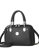 cheap -Women's Bags Top Handle Bag Daily Going out 2021 Handbags Earth Yellow Wine Black Yellow