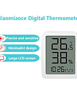 cheap -Xiaomi  Mi Mijia Miaomiaoce E-Ink Screen LCD Large Digital Display Thermometer Hygrometer Temperature Humidity Sensor