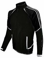 cheap -bike cycling winter jacket for men - pontebba - black - size xx-large - windbreaker, lightweight and versatile