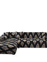 cheap -Sofa Cover Light Luxury Print Dustproof Stretch Slipcovers Stretch  Super Soft Fabric Couch Cover Fit for 1to  4 Cushion Couch and L Shape Sofa (You will Get 1 Throw Pillow Case as free Gift)