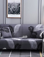 cheap -Sofa Cover Feather Stretch Reactive Print Polyester Slipcovers  Super Soft Fabric Couch Cover Fit for Whole Cushion Couch