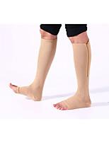 cheap -Compression Socks Zipper Socks Same Style For Men And Women  Leg Support Varicose Veins Knee Compression Sleeve Socks