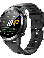 cheap -S30 Unisex Smartwatch Bluetooth Heart Rate Monitor Blood Pressure Measurement Calories Burned Health Care Information Stopwatch Pedometer Call Reminder Sleep Tracker Sedentary Reminder
