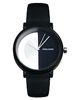 cheap -large dial casual female watch half hollow couple watch