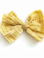 cheap -japanese and korean version of the new children's fabric hairpin girl baby press hair duckbill clip ins wind candy color side clip three-state