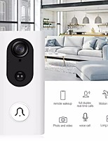 cheap -smart wifi video doorbell wireless video doorbell remote home monitoring hisilicon solution video voice intercom