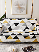 cheap -1 Pc Sofa Cover Geometric Colourful Triangle  Elastic Living Room Pet Sofa Dust Cover Recliner