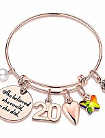 cheap -birthday gifts for women daughter, charm bracelets 20 birthday gifts for women her daughter teenage girls granddaughter sister inspirational graduation gifts
