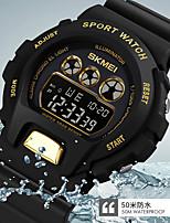 cheap -skmei waterproof multi-function sports digital watch luminous chronograph digital men's watch