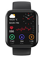 cheap -KOSPET Magic 3 2.5D-Screen Long Standby Smartwatch Support Heart Rate/Blood Pressure Measure, Water-resistant Sports Tracker for iPhone/Android Phones