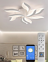 cheap -LED Ceiling Light Bedroom Light APP Control with Stepless Dimming or OFF/ ON Control Three Color Acrylic Ceiling Panel Lamp Unique Minimalist Livingroom AC220V AC110V