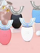 cheap -U-shaped Electric Toothbrush With Pedestal Beauty Instrument Portable Ultrasonic Dental Scaler Children's Voice Dental Cleaning Device