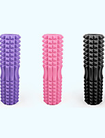 cheap -Foam Roller 45cm Crescent Yoga Column Fitness Massage Stick Muscle Relaxation Stick Yoga Column