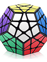 cheap -QiYi Megaminx Cube 3x3x3 Pentagonal Speed Cube Dodecahedron Magic Cube Puzzle Toy