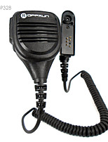 cheap -handheld speaker mic microphone for motorola gp328 pro5150 gp338 pg380 gp680 ht750 gp340 walkie talkie two way radio