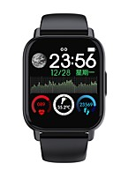 cheap -QS16 Smartwatch for Apple/ Android Phones, Sports Tracker Support Heart Rate / Blood Pressure Measure