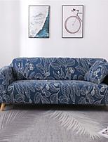 cheap -1 Pc Blue  Plant Sofa Cover Elastic Sofa Cover To Living Room Pet Sofa Dust Cover Recliner Sofa Cover
