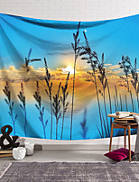 cheap -Wall Tapestry Art Decor Blanket Curtain Hanging Home Bedroom Living Room Decoration Polyester Sunshine Cloud