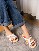 cheap -2021 Beach Men's And Women's Summer Ins Slippers New Fashion Sandals And Slippers Indoor And Outdoor Wear Couple Bathroom Shoes Wholesale