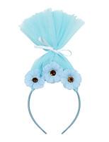 cheap -new magic hair wizard cos wig headband holiday performance headdress tolls princess bobby headband hair accessories