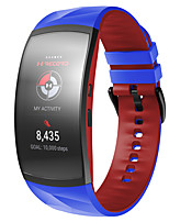cheap -Smart Watch Band for Samsung Galaxy 1 pcs Sport Band Silicone Replacement  Wrist Strap for Gear Fit 2 Samsung Gear Fit 2 PRO