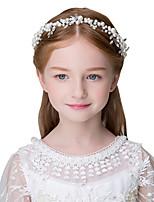 cheap -girls' hair accessories, children's wedding dresses, new hair accessories, pearl headdresses, flower girls, bridesmaids, girls' hair accessories, princess wreaths