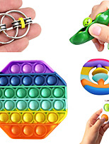 cheap -5 pcs Fidget Toys Anti Stress Toy Set Strings Marble Relief Gift for Adults Girl Children Sensory Stress Relief Antistress Toys