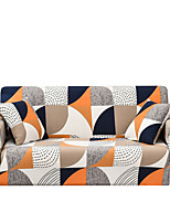 cheap -Sofa Cover  The Geometric Print Dustproof Stretch Slipcovers Stretch Super Soft Fabric Couch Cover Fit for 1 to  4 Cushion Couch and L Shape Sofa (You will Get 1 Throw Pillow Case as free Gift)