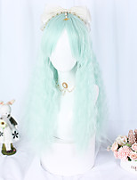 cheap -Green Sweet Style Lolita Wig 70 inch Cosplay Wigs Other Wig Halloween Wigs