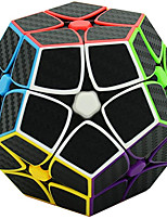 cheap -ZCUBE 2x2 Megaminx Speed Cube 2x2x2 Carbon Fiber Megaminx Magic Cube Pentagonal Dodecahedron Cube Puzzle Toy Brain Teasers for Kids and Adults
