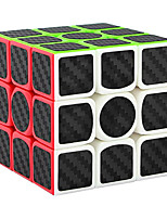 cheap -MoYu 3x3x3 Speed Cube Carbon Fiber Sticker Smooth Magic Cube Puzzles