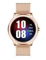 cheap -S06 Smart Bracelet Smartwatch for Android iOS Bluetooth IP 67 Waterproof Level Touch Screen Heart Rate Monitor Sports Calories Burned Long Standby Pedometer Call Reminder Activity Tracker