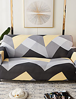 cheap -Sofa Cover Geometry Print  Furniture Protector Soft Stretch  Spandex Jacquard Fabric