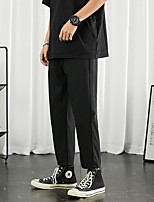 cheap -Men's Hiking Pants Trousers Summer Outdoor Quick Dry Multi Pockets Breathable Sweat wicking Pants / Trousers Bottoms Black Grey Light Grey Hunting Fishing Climbing M L XL XXL XXXL