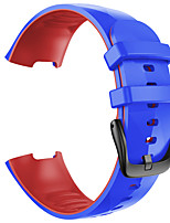 cheap -Watch Band for Fitbit Classic Buckle Silicone Wrist Strap for Fitbit charge3 Fitbit Charge 4